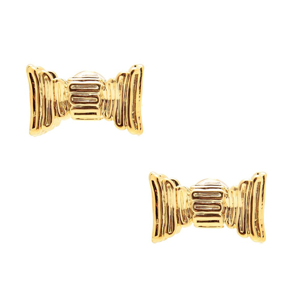 kate spade new york / all wrapped up pearls studs
