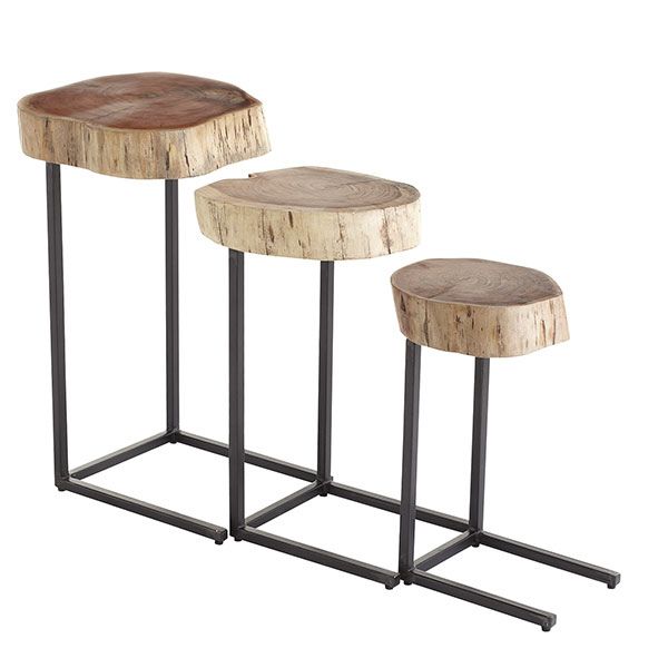 Nature's Nesting Tables | Wisteria