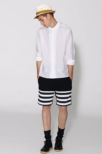 2012 S/S Milan Men's Collection Topics 1 | FEATURE | high fashion ONLINE