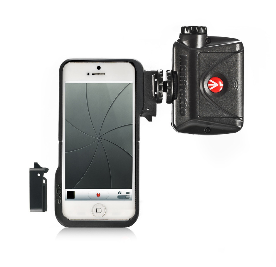 KLYPケース For IPhone5 + ML240 LED MKLKLYP5 - IPhone® 5   Manfrotto