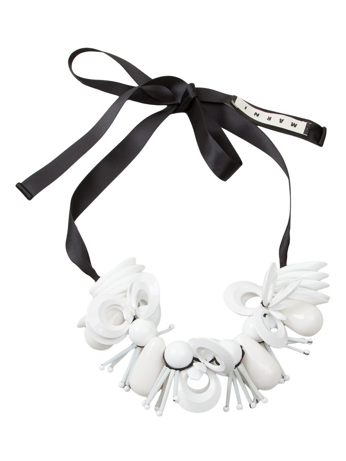Marni Clustered Necklace - L'eclaireur - Farfetch.com
