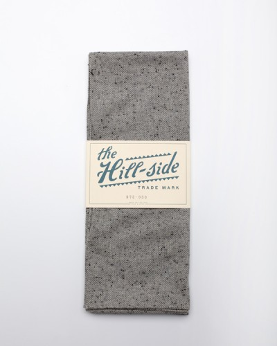 Need Supply Co. / The Hill-Side / Wool Tweed Scarf