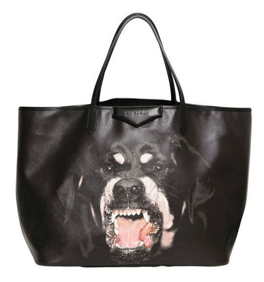 Givenchy 'Rottweiler' Collection - mashKULTURE Juicy