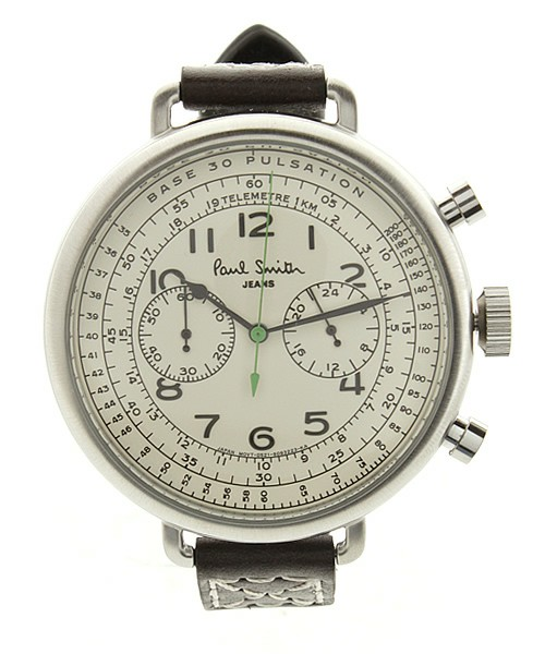Paul Smith JEANS / PSJX Paul Smith JEANS WATCH(MILITARY CHRONOGRAPH)(腕時計) - ZOZOTOWN