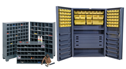 Specialists in Industrial Storage - Including Steel Storage Cabinets & Metal Cabinets at Durhammfg.com