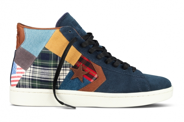 Stüssy NYC for Converse First String Pro Leather   Hypebeast
