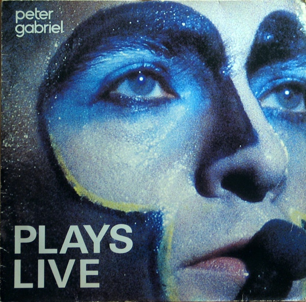 Peter Gabriel - Plays Live at Discogs