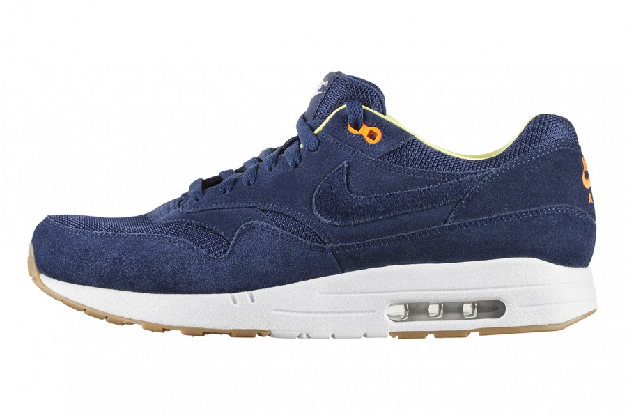 A.P.C. x Nike Air Max 1 Fall/Winter 2013 • Highsnobiety