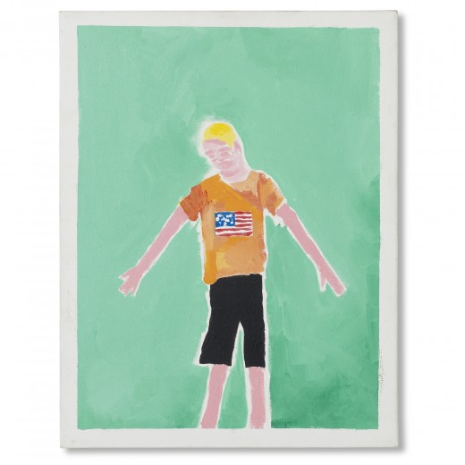 226: Mark Gonzales / untitled (Boy) < Living Contemporary, 15 September 2011 < Auctions | Wright