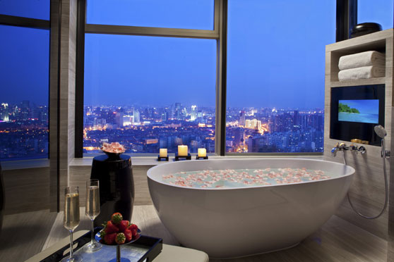 Luxury Hotel in Tianjin | Grand Rooms | Raffles Tianjin