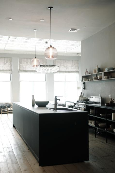 House Call: Harriet Maxwell and Andrew Corrie of Ochre in NYC: Remodelista