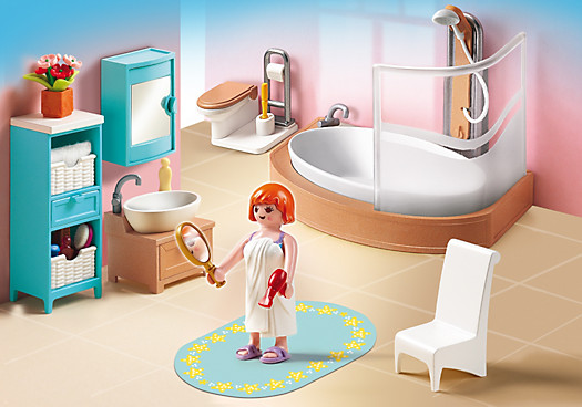 Grand Bathroom - PM USA PLAYMOBIL® USA