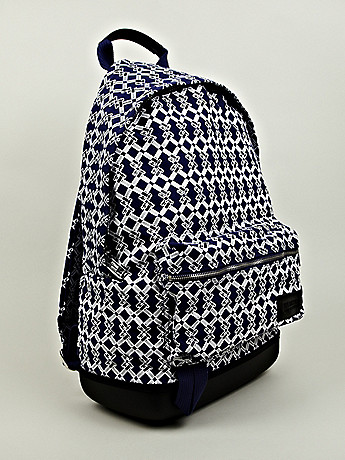 Eastpak x Kris Van Assche Cotton Backpack at セレクトショップ oki-ni