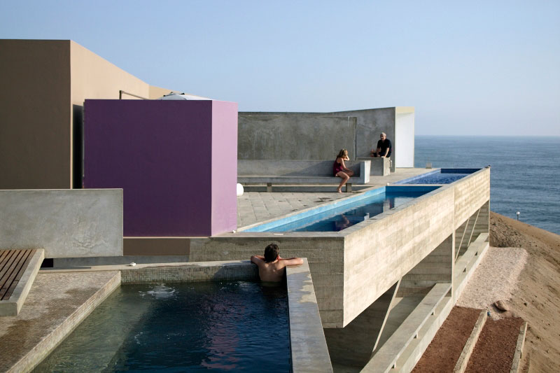 Architecture Photography: W Houses / Barclay & Crousse - W Houses / Barclay & Crousse (215657) - ArchDaily