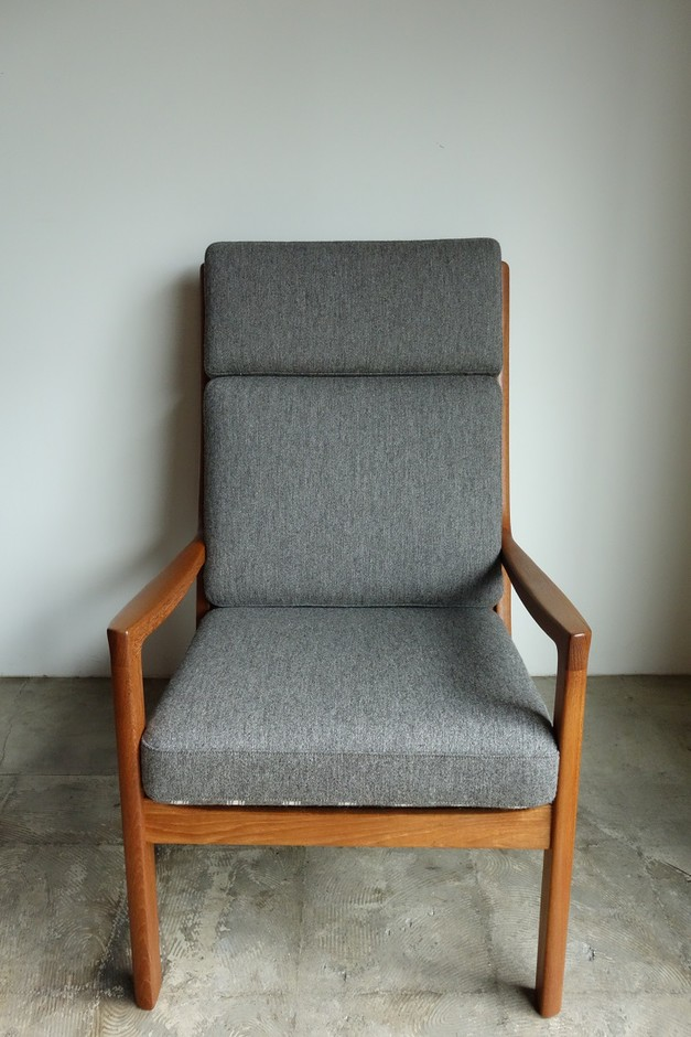 NO NAME PARISH ::: PRODUCTS ::: Highback Chair by Ole Wanscher
