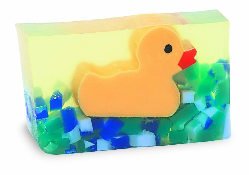 Primal Elements Rubber Duck Pillow Pack Aromatic Soap 190g: Amazon.co.uk: Beauty