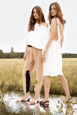 Chloé Resort 2013 Collection Slideshow on Style.com