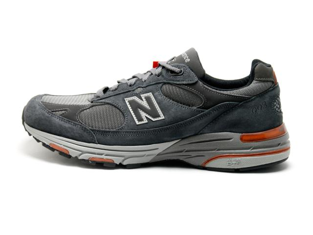 【送料無料】NEW BALANCE MR993 (Made in USA) (LIMITED EDITION)DARK GREY - 大人のスニーカーセレクトショップ[Factor-jpn]
