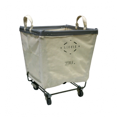 No.185 Square Carry Basket from Steele Canvas Basket
