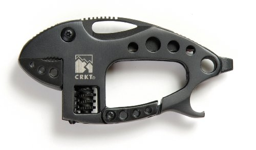 Amazon.com: Columbia River Knife and Tool 9075K 2-1/9-Inch Multi-Tool Lil Guppie Knife, Black: Home Improvement