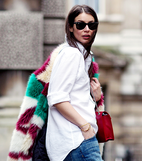 The Latest Street Style Photos From London Fashion Week   WhoWhatWear.com