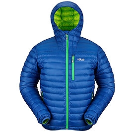 Rab | Microlight Alpine Jacket | Down | Men's Clothing | Products