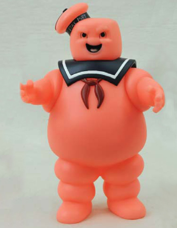 Blister Direct Ghostbusters - Bank: Stay Puft Marshmallow Man (Exploding/Red)