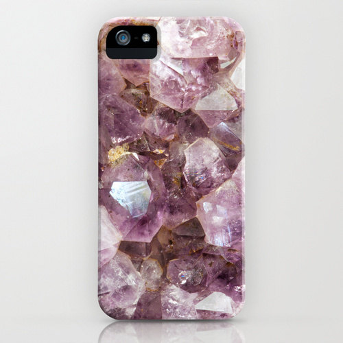 iPhone Mobile Phone Case Mineral Photograph of by dsbrennan