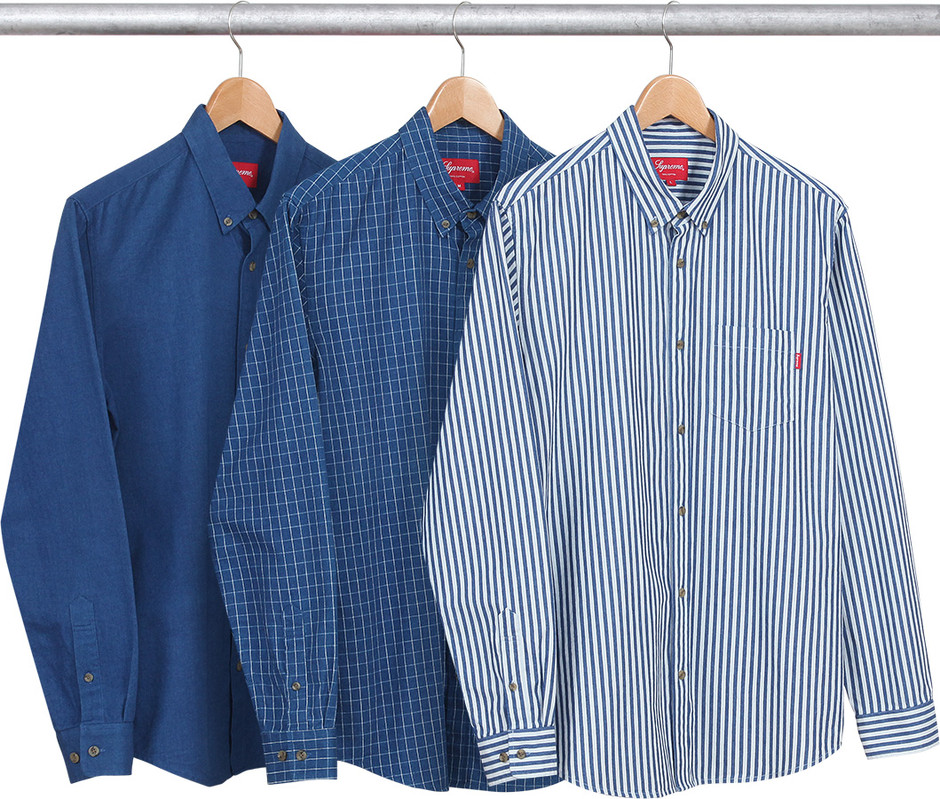 Supreme Denim Shirt