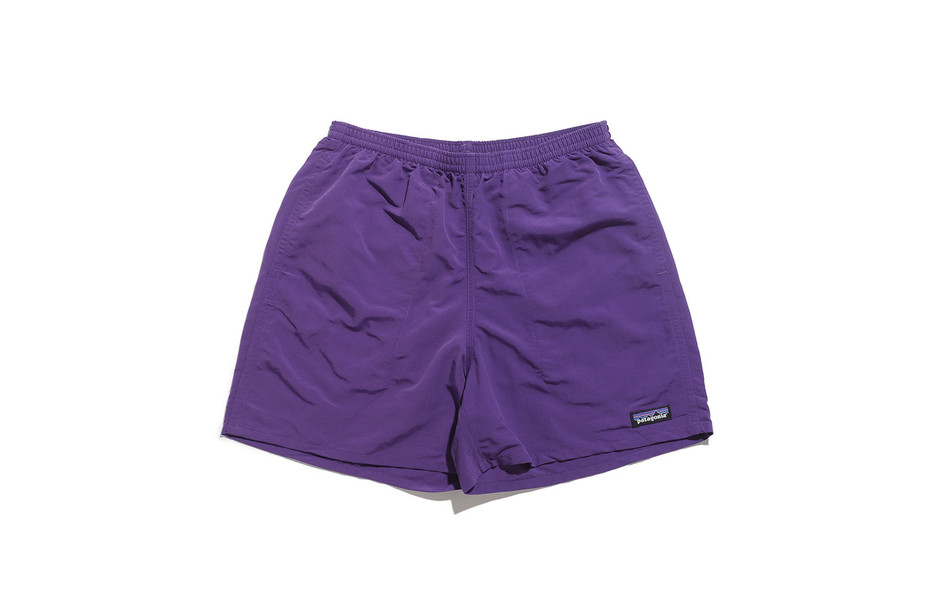 Men's Baggies Shorts 5inch-PUR
