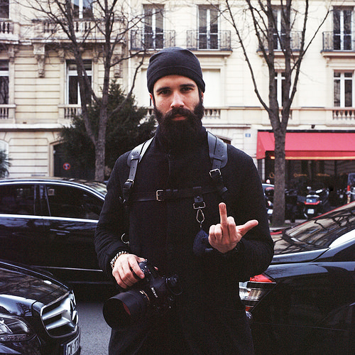Fuking Tourist from France | Flickr - Photo Sharing!