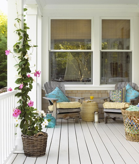 Photo Gallery: Beautiful Balcony Decorating | House & Home