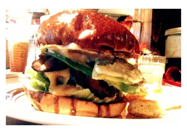 THE GREAT BURGER♡ maybe baby...♡