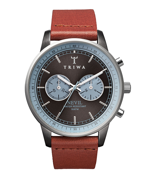 TRIWA WATCH STEEL NEVIL Walter | NORDIC Feeling ノルディック フィーリング