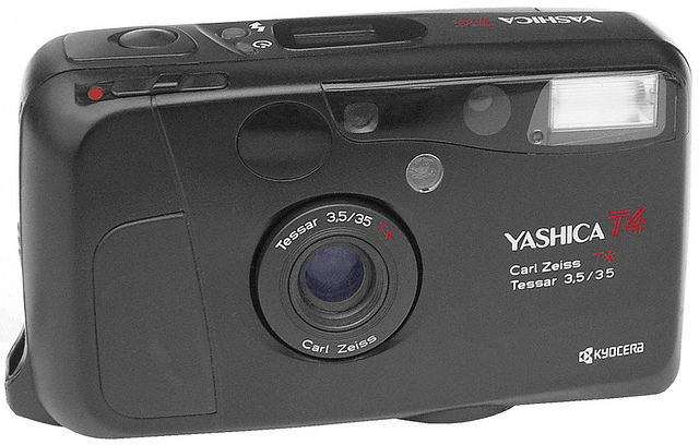 Yashica T4 | Flickr - Photo Sharing!