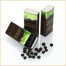 Godiva Chocoiste Dark Chocolate Pearls with Mint, Set of 3... review at Kaboodle