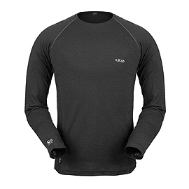 Rab | MeCo 120 Long Sleeve Tee | Baselayer | Men's Clothing | Products