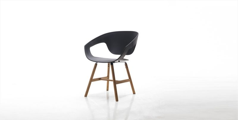 Casamania - VAD WOOD CHAIR - Luca Nichetto - shop online at Designtoday