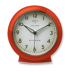 1949 Big Ben Alarm Clock: Clocks at L.L.Bean - Polyvore