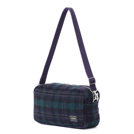 """""""LESSON"""" 2WAY POUCH GREEN"""