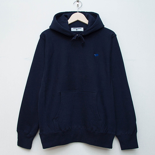 Basic Hoodie - Navy - cup and cone WEB STORE