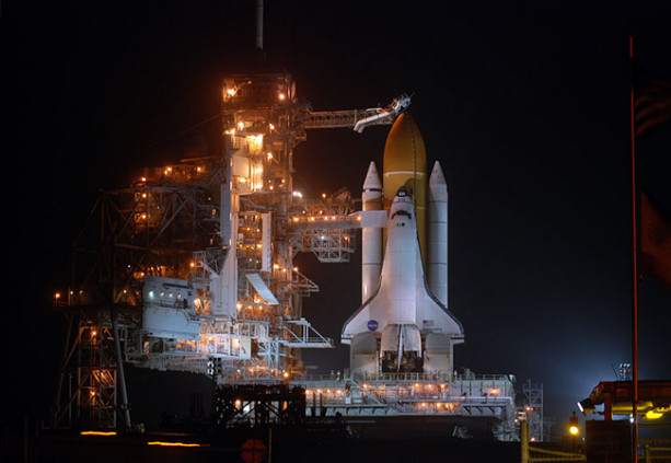 space-shuttle-discovery-nasa | Digital Trends