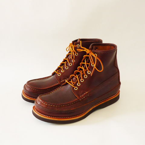 Russell Moccasin Bird Shooter - Chrome Excel Leather