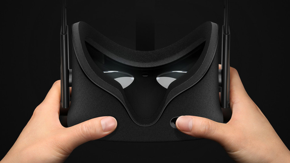 This Is the Oculus Rift—And Its New Controller | WIRED