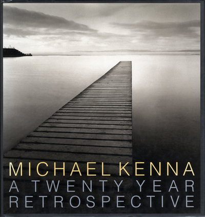 Michael Kenna: A Twenty Year Retrospective (Treville) [SIGNED PRESENTATION COPY] , Michael KENNA - Rare & Contemporary Photography Books - Vincent Borrelli, Bookseller