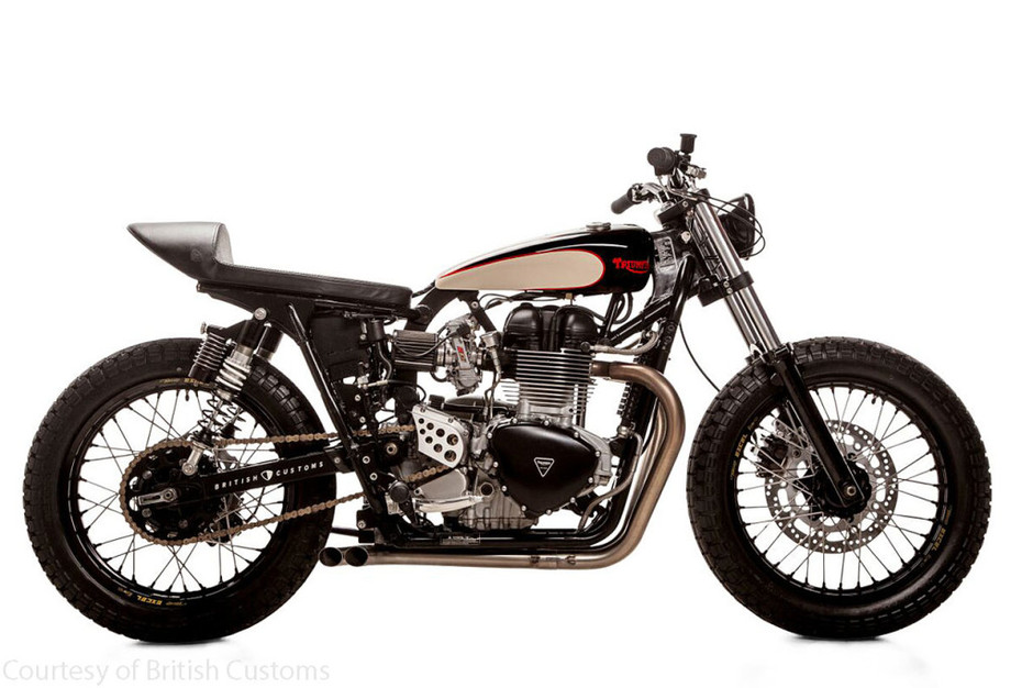 British Customs Launches Legend Series Heritage Motorcycles & Parts - Motorcycle USA