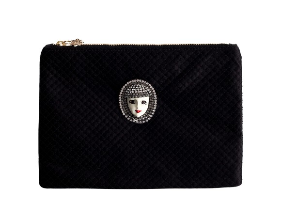 Charlotte Olympia - Arlena Pouch - Autumn Winter 11