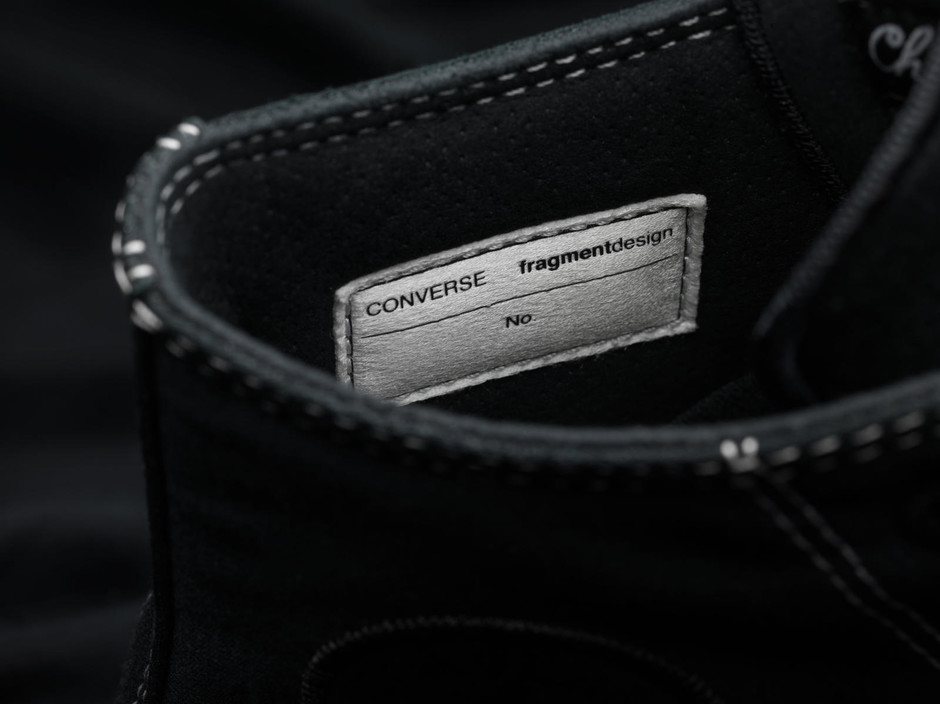 Nike News - Converse and Fragment Design Debut Chuck Taylor All Star Special Edition