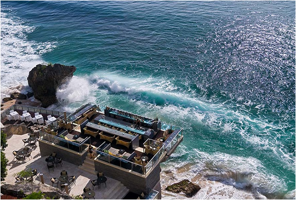 ROCK BAR | AYANA RESORT BALI INDONESIA