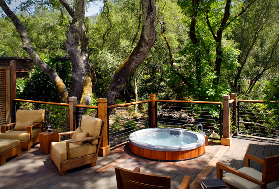 Napa Accommodations Photo Gallery - Calistoga Ranch Napa Valley